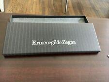 Ermenegildo Zegna Empty Tie Box with Tissue Paper