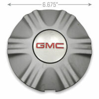"GMC TERRAIN SLE DENALI 2016  2017  18"" Wheel OEM CENTER CAP P/N 23446994"