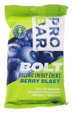 Pro Bar - Bolt Organic Energy Chews Berry Blast - 2.1 oz.