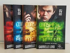 January February March April (Conspiracy 365: Code Black Series - 4 Books)
