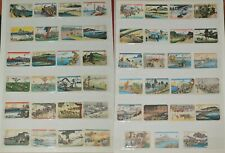 Matchbox labels JAPAN Japanese Art vintage collection very rare