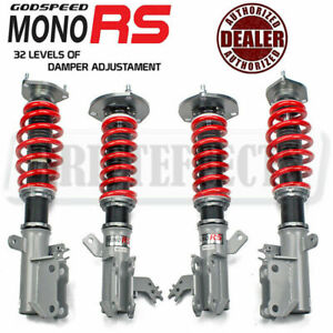 Godspeed MonoRS Coilovers Suspension Kit For Toyota Camry SE/XSE XV50 2012-17