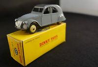 Dinky Toys F n° 24T 535 Citroën 2CV en boite