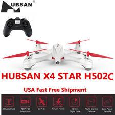 Hubsan X4 Star H502C RC Quadcopter2.4G 6 Axis GPS 720P Altitude Auto-Return RTF