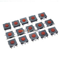 20pcs 6*6*2.5mm Tactile Push Button Switch Tact Switch Micro Switch 4-Pin SMD