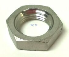 "3/4"" NPT Lock Nut Cast 316 Stainless Steel With O-Ring Groove BREWING LN204"
