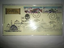 malaysia 2012 melaka 750 tahun fdc first day cover pos 2v stamp 11 oct offer