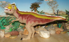 Giganotosaurus Dinosaur Oop Rare Beautiful Toy -Last One! Mouth Opens Closes