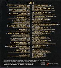 rare BOLERO 60s 70s CD slip PEDRO VARGAS Fallaste corazon LA NOCHE DE MI MAL