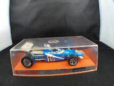 Mebetoys Mattel Matra F1 gran prix #20 1:28 neuf en boite boxed