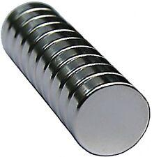 """3/8""""x 1/8"""" Disc - Neodymium Rare Earth Magnet, Grade N48"""