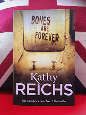 Bones are Forever by Kathy Reichs. (Paperback, 2013) Tempe Brennan Book 15. New