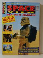 6/1996 SPACE VIEW   AKTE X -  GEORGE LUCAS   STAR TREK - STAR WARS (SV11)