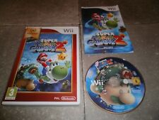 JEU NINTENDO WII Pal VF: SUPER MARIO GALAXY 2 - Complet TBE