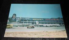 Vintage Postcard Aeroport de Paris-Orly Air France