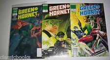 Green Hornet 1-3 & DEMON Vol II 1-4 DC MATT WAGNER  All 1st Print
