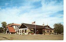 The Bethwood-Totowa-New Jersey-Restaurant Lounge Advertising Vintage Postcard
