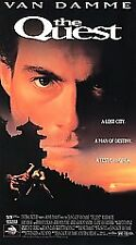 The Quest (1996, VHS)