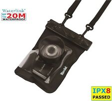 Waterlink IPX8 66 ft 100% Camera waterproof Case Canon S100 Panasonic A4000 IS