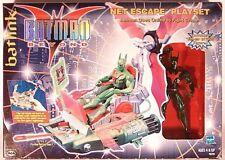 Batman Beyond Batlink Net Escape Playset With Exclusive Figure By Hasbro (MISB)