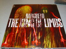 Radiohead - The King Of Limbs - LP Vinyl // Neu&OVP