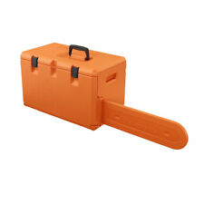 Husqvarna Chainsaw Case Stackable Accessories Storage USA Made Durable New