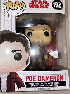 Funko Pop! Star Wars: The Last Jedi - Poe Dameron Action Figure