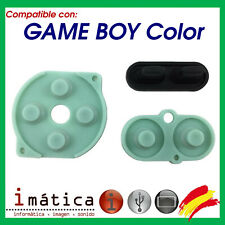 Contact Rubber Buttons Nintendo Game Boy Colour Crosshead Start Select x and a B