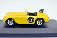 Model Car Ferrari 166 MM auction 40 vehicles Scale 1/43 diecast Art Model