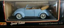 Maisto Pink 1951 Volkswagen Cabriolet 1/18 Scale Special Edition