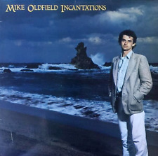 MIKE OLDFIELD - Incantations (LP) (VG+/G)