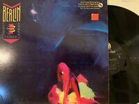 Berlin – Count Three & Pray LP 1986 Geffen – GHS 24121 Promo VG+ w/ Inner