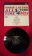 Eddie Layton all-time 3/4 time hits vinyl record VG+ #8