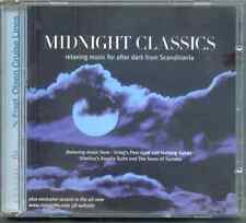 MIDNIGHT CLASSICS: RELAXING MUSIC FROM SCANDINAVIA - CLASSIC FM CD (2001)