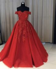 red sequin dress Ball Gown Brand New Never Worn Just Tried On! No Alterations