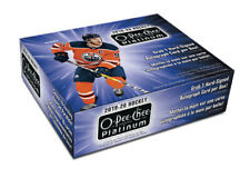 2019-20 Upper Deck O-Pee-Chee Platinum Hockey Hobby Box New/Sealed