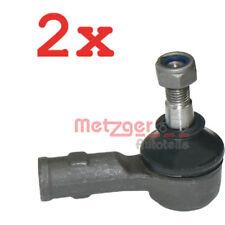 2x METZGER Original Spurstangenkopf Daewoo Nubira, Nubira Wagon, Leganza 5401580