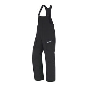 Ski-Doo New OEM Expedition Highpants Men's Large (L) Black, 4415940990