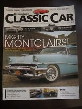 Hemmings Classic Car Magazine August 2014 Montclairs Mercury's Luxurious (FF)