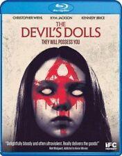 The Devil's Dolls (Blu-ray Disc, 2016) NEW!