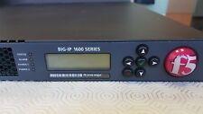 F5 Networks Big IP 1600 Series Load Balancer P/N: F5-BIG-IP-1600 / 200-0294-22