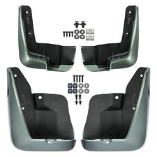 OEM 2015-2016 Subaru Impreza 4-Door Sedan Splash Guard Mud Flap Set J1010FJ320F3