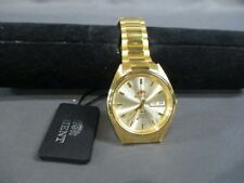 "MENS NOS AUTHENTIC ""ORIENT"" 3 STAR CRYSTAL 21 JEWELS AUTOMATIC WRIST WATCH"