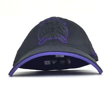 NBA Sacramento Kings Adidas Brand Baseball Cap Hat Flex Fit Men's Large