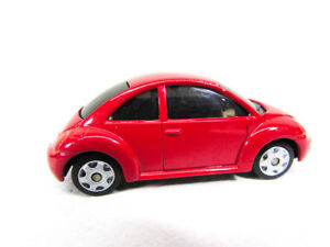 Maisto Volkswagen New Beetle Red Car Made in China