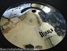 RECH DIABLO 8'' THIN SPLASH CYMBAL - AUSSIE OWNED