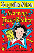 Starring Tracy Beaker by Jacqueline Wilson (Paperback) New Book