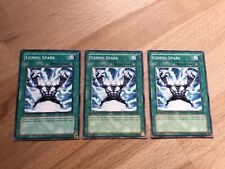3 x Gemini Spark SOVR-EN055 (Playset) Common Yugioh Card