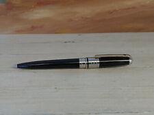 S.T. Dupont Olympio Lacquer with Palladium Trim Ballpoint Pen, EXCELLENT!