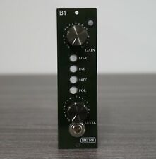 More details for burl b1 500 series mic preamp module
